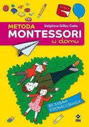 Metoda Montessori w domu - 230785