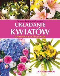Układanie kwiatów. Wyd. II - 156172