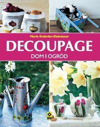 Decoupage. Dom i ogród - 163885