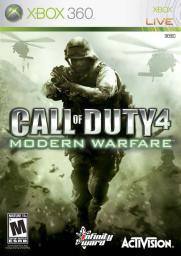 Reedycja Call of Duty 4 Modern Warfare