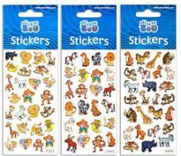 Starpak Naklejki Sticker Boo Zwierzęta