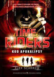 Zielona Sowa Time Riders cz.3 Kod Apokalipsy - 113950