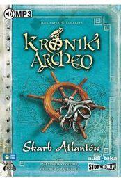 Kroniki Archeo T.2 Skarb Atlantów audiobook - 230507