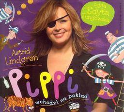 Pippi wchodzi na pokład CD Mp3 - 46952