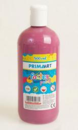 PRIMART Farba plakatowa 500ml różowa