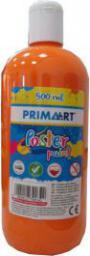 PRIMART Farba plakatowa 500ml pomarańczowa