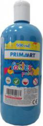 Primart Farba plakatowa 500ml niebieska