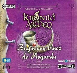 Kroniki Archeo T.6 Zaginiony klucz...