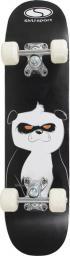 Deskorolka SMJ sport CR2406A Panda 61cm 2016