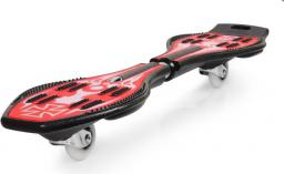 Deskorolka SMJ sport Waveboard CR-4309 czerwona (8704)