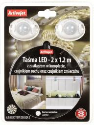 Taśma LED Activejet 1.2m 3W/m  (AJE-LED STRIPSENSOR 2)