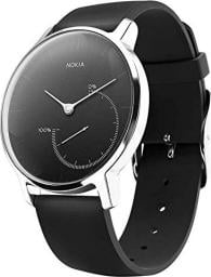 Withings Activité Steel (HWA01-Black-All-Inter)