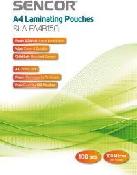 Sencor Folia do laminowania A4 100 szt (SLA FA4B150)