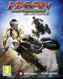 MX vs. ATV Supercross Encore, ESD (802092)