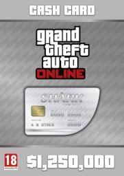 Grand Theft Auto Online: Great White Shark Card, ESD (799152)