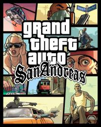 Grand Theft Auto: San Andreas, ESD (796318)