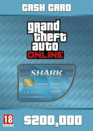 Grand Theft Auto Online: Tiger Shark Card, ESD (799120)