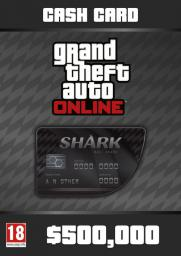 Grand Theft Auto Online: Bull Shark Cash Card, ESD