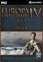 Europa Universalis IV: Art Of War PC, wersja cyfrowa