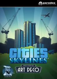 Cities Skylines - Content Creator Pack: Art Deco, ESD