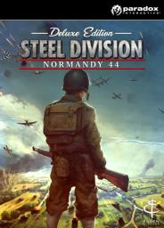 Steel Division: Normandy 44 Deluxe Edition, ESD