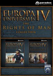 Europa Universalis IV: Rights Of Man Collection, ESD (818117)