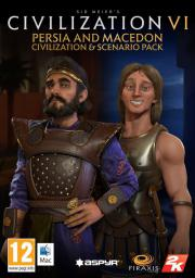 Sid Meier's Civilization VI - Persia and Macedon Civilization & Scenario Pack, ESD (822742)