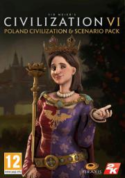 Sid Meier's Civilization VI - Poland Civilization & Scenario Pack, ESD (820555)