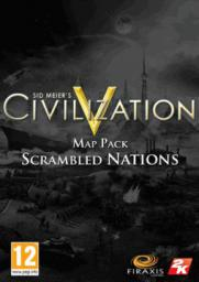 Sid Meier's Civilization V: Scrambled Nations Map Pack, ESD