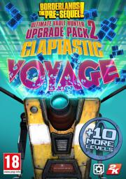 Borderlands: The Pre-Sequel! - Claptastic Voyage and Ultimate Vault Hunter Upgrade Pack 2, ESD (792200)