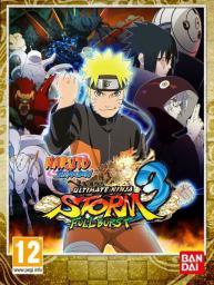 Naruto Shippuden: Ultimate Ninja Storm 3 Full Burst, ESD (769572)