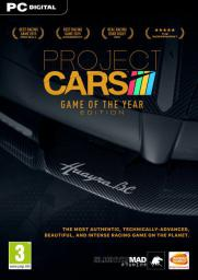 Project Cars Game of the Year Edition, ESD