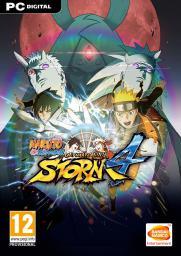 Naruto Shippuden: Ultimate Ninja Storm 4, ESD