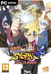 Naruto Shippuden: Ultimate Ninja Storm 4 - Road to Boruto Bundle, ESD