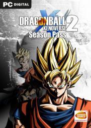 Dragon Ball: Xenoverse 2 - Season Pass, ESD