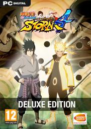 Naruto Shippuden: Ultimate Ninja Storm 4 - Deluxe Edition, ESD (805289)