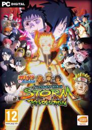 Naruto Shippuden: Ultimate Ninja Storm Revolution, ESD
