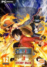 One Piece: Pirate Warriors 3 - Story Pack, ESD