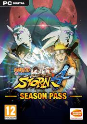 Naruto Shippuden: Ultimate Ninja Storm 4 - Season Pass, ESD