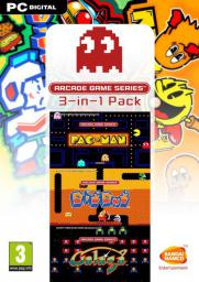 Arcade Game Series 3-in-1 Pack, ESD (808809)