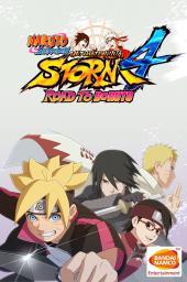 Naruto Shippuden: Ultimate Ninja Storm 4 - Road to Boruto, ESD (821330)