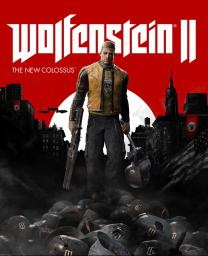 Wolfenstein II: The New Colossus - Digital Deluxe Edition, ESD (825234)
