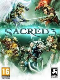 Sacred 3, ESD (779305)