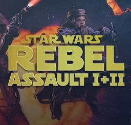 Star Wars: Rebel Assault I + II, ESD (809041)