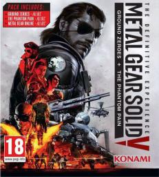 Metal Gear Solid V: The Definitive Experience, ESD