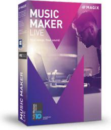 Magix Music Maker Live 2017 (811665)