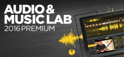 Magix Audio & Music Lab 2016 Premium,  ESD, Win, angielski (803202)