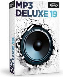 Magix MP3 Deluxe, wersja 19,  Win, angielski (803197)