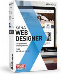 Magix Xara Web Designer wersja 12 (809750)