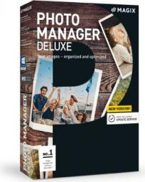 Magix Photo Manager Deluxe wersja 15 (790327)